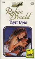 Tiger Eyes - Robyn Donald